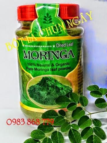 Thông tin tổng hợp Chùm ngây (Moringa)