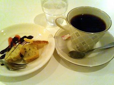 サンパチカフェ 飲むカレー デザート