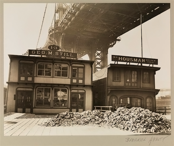Oyster Houses Apr. 1, 1937