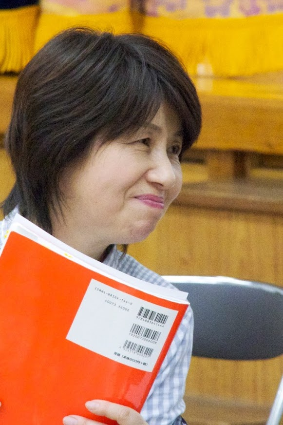 谷内恵子さんさん