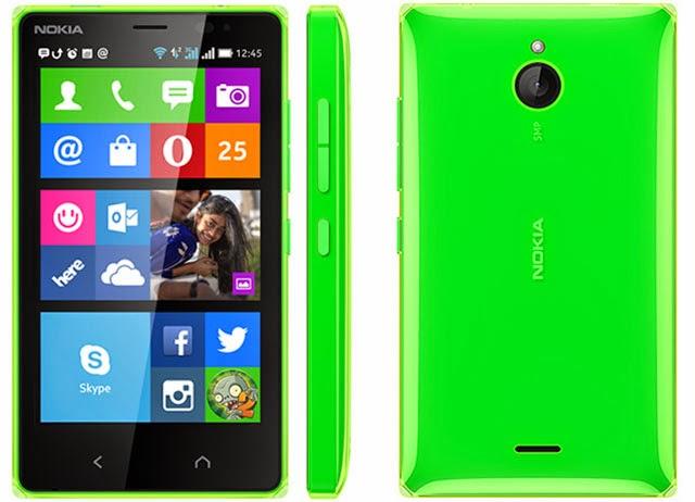 Hướng dẫn Hard Reset Nokia X2