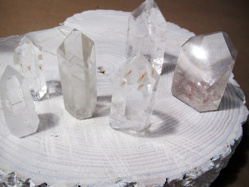 beautiful phantom crystals