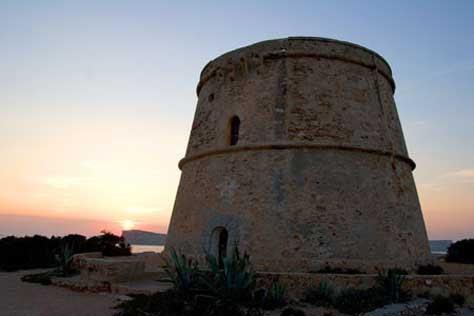 Formentera, construcción antigua