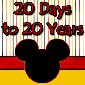 20 Days to 20 Years