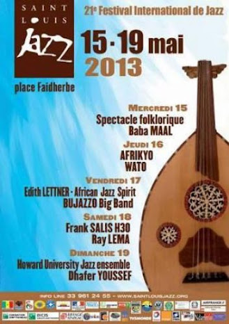 Festival Internacional de Jazz de Saint Louis (Senegal) 2013