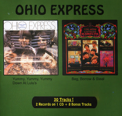 Ohio Express ~ 1967 ~ Beg, Borrow And Steal + 1968 ~ Ohio Express