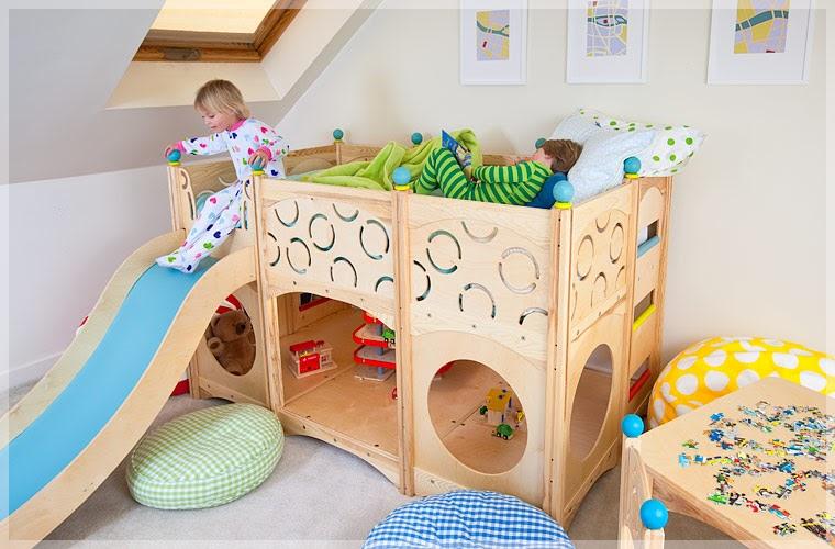 Decora y disena fant sticos dise os de camas infantiles - Disenos de camas ...