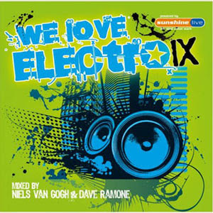 We Love Electro IX (2012)