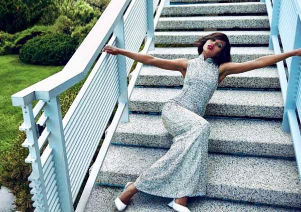 Kerry Washington, guapa