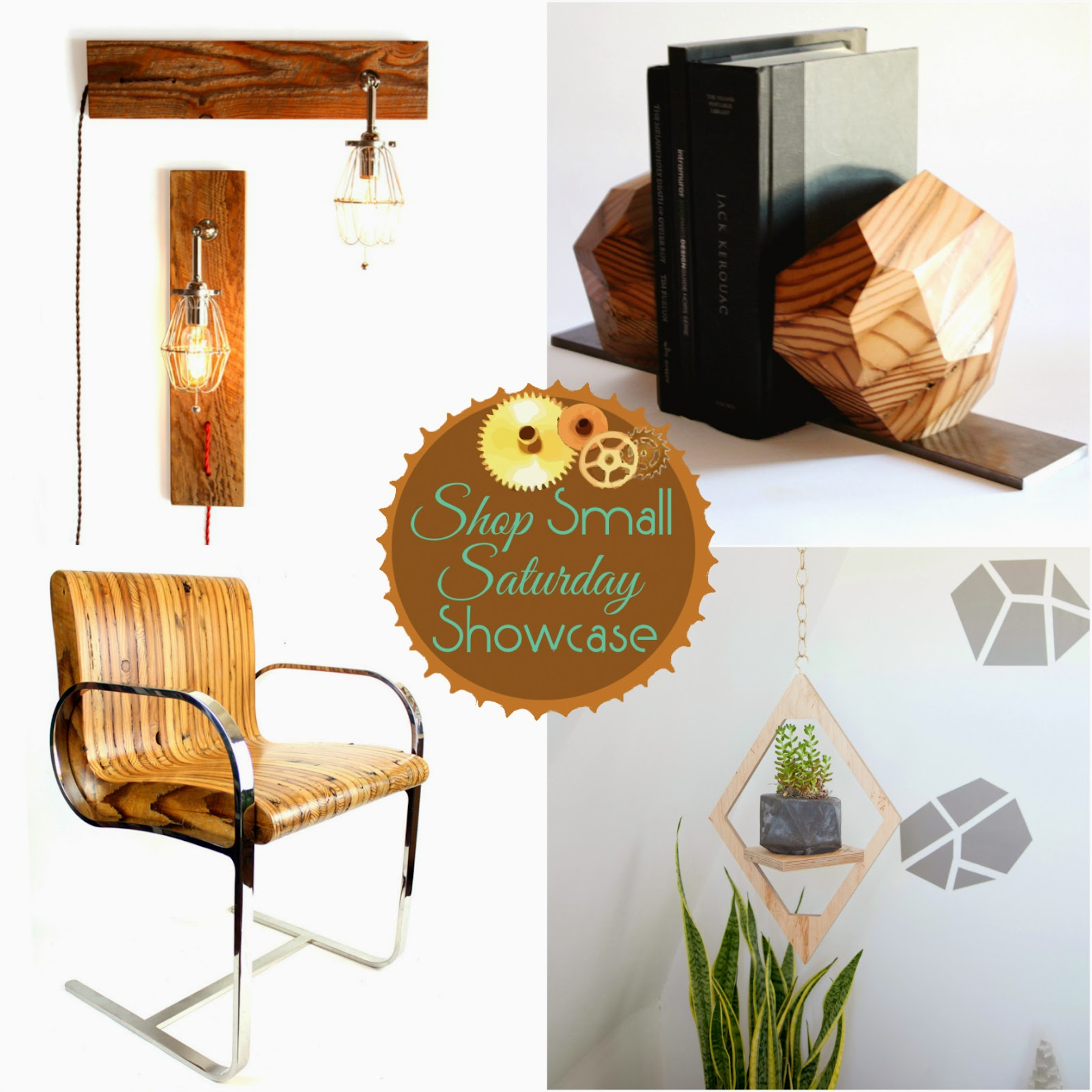 MFEO feature & Giveaway on Shop Small Saturday at Diane's Vintage Zest!  #wood #gift #unique