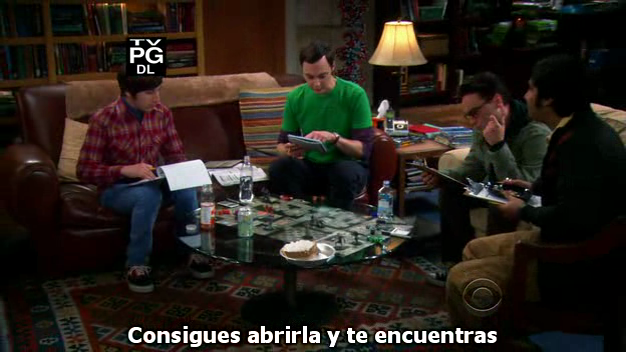 vlcsnap 2011 10 19 15h10m06s19 The Big Bang Theory y Dungeons & Dragons