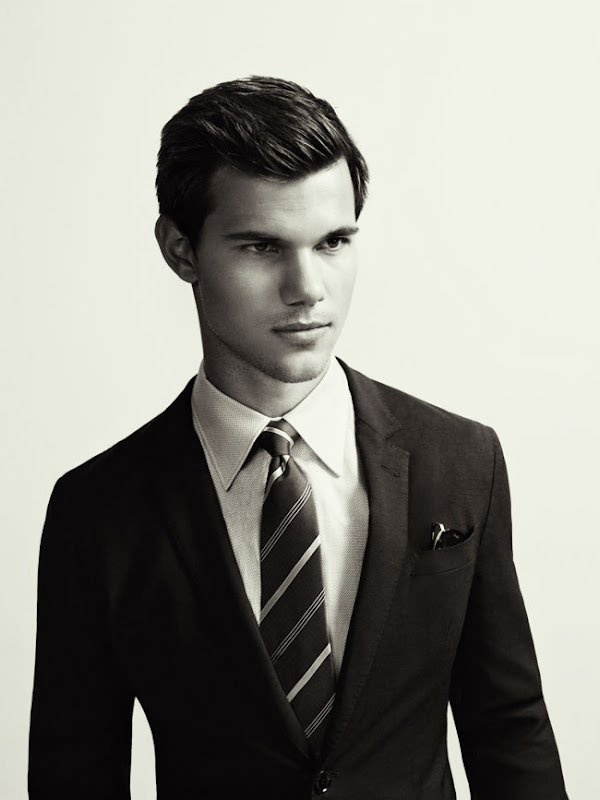 Taylor Lautner by David Slijper for GQ Austrralia, October/November 2011
