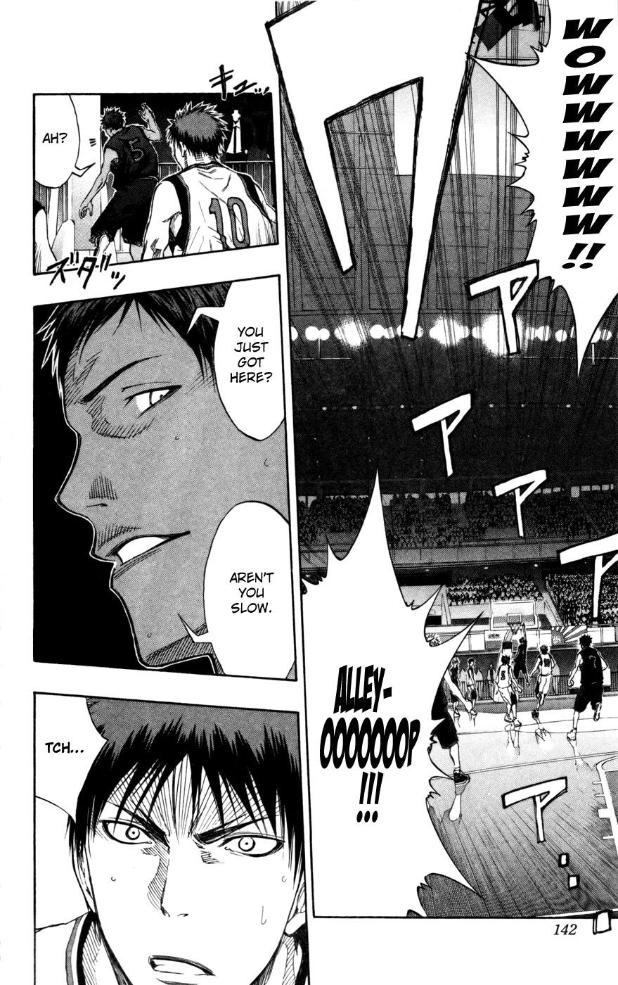 Kuroko no Basket Manga Chapter 115 - Image 14