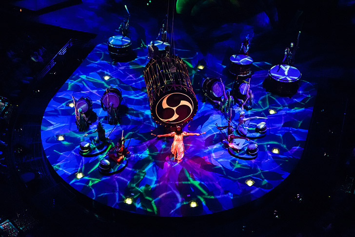Mystere Cirque Du Soleil Las Vegas.