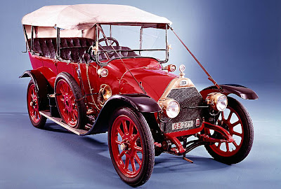 1912 Fiat Tipo Zero