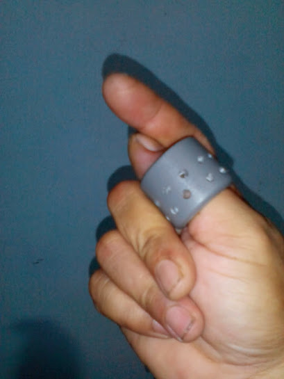 f409dd2a58bdd My experience of learning Thumb Ring Archery