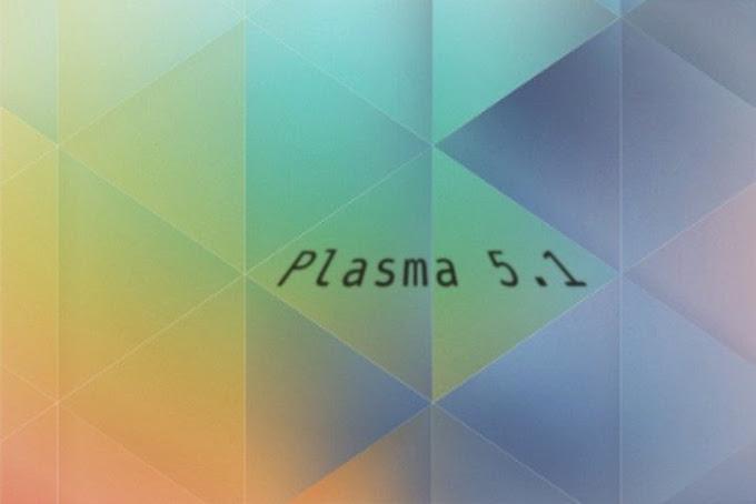 Plasma 5.1: dar cera, pulir cera
