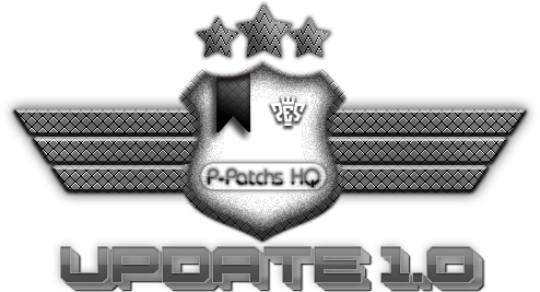 Update 1.0 - P-Patchs HQ 3.0 PES 2012 - Download