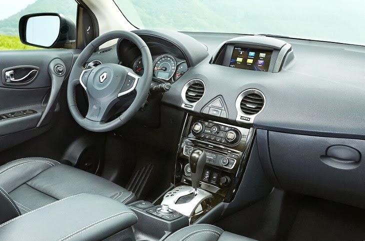 Renault Koleos (crossover)