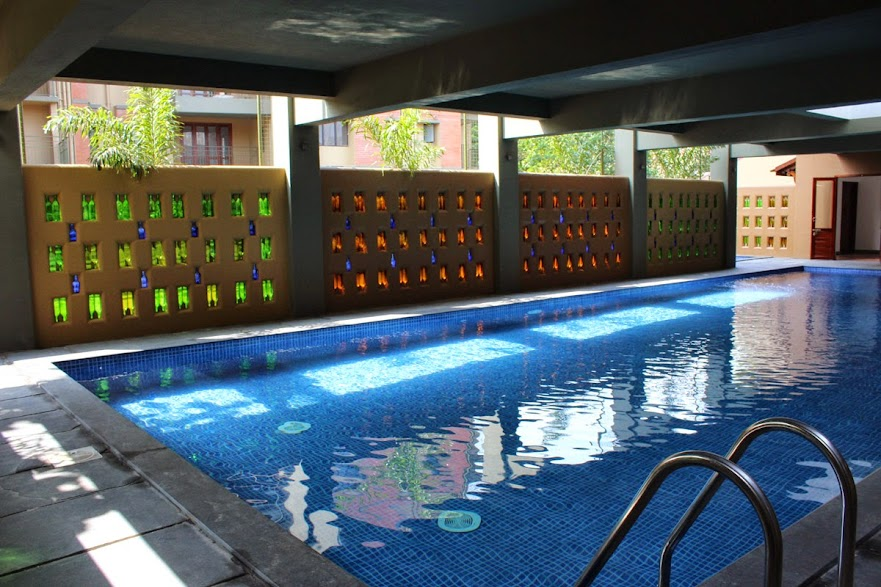 Swimming Pool at Good Earth Elements