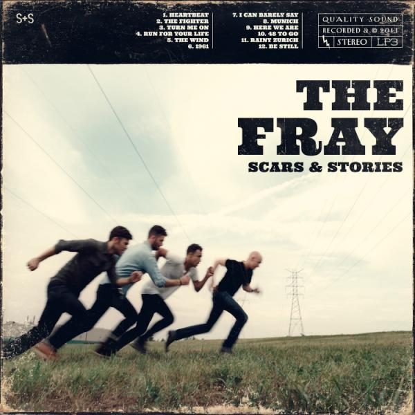 The Fray – The Fighter Lyrics