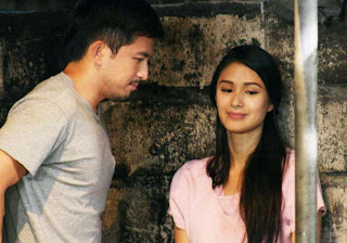 Dennis Trillo and Heart Evangelista on Dwarfina Pictures 2