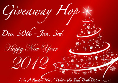 I Am A Reader Not A Writer Happy New Year 2012 Giveaway Hop