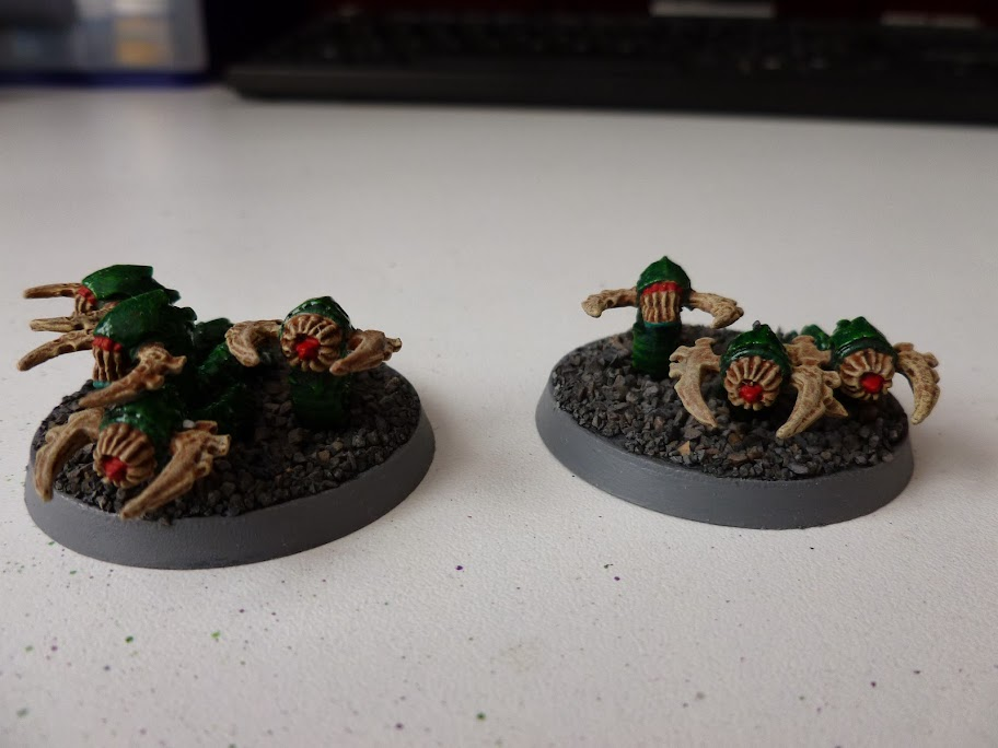 Tyranid beasts and courts P1000494