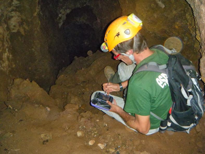 Cueva-Mina de las Ermitas. Córdoba DSCF1912