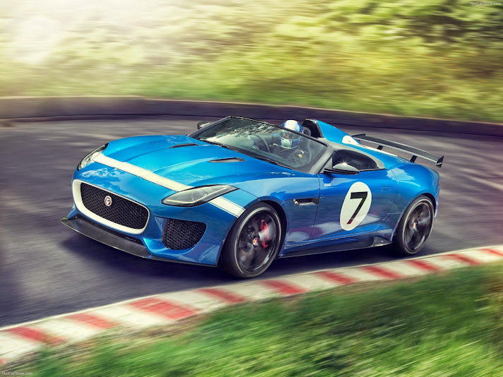 Jaguar Project 7 concept 2013 Car
