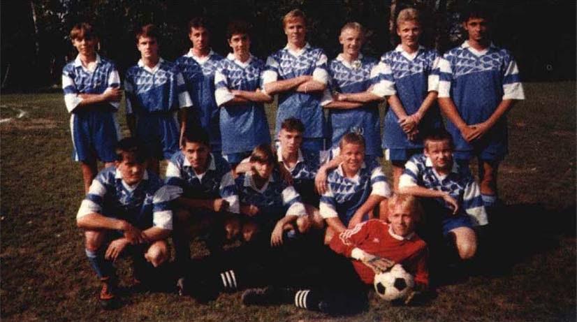 Kadra juniorzy 1999