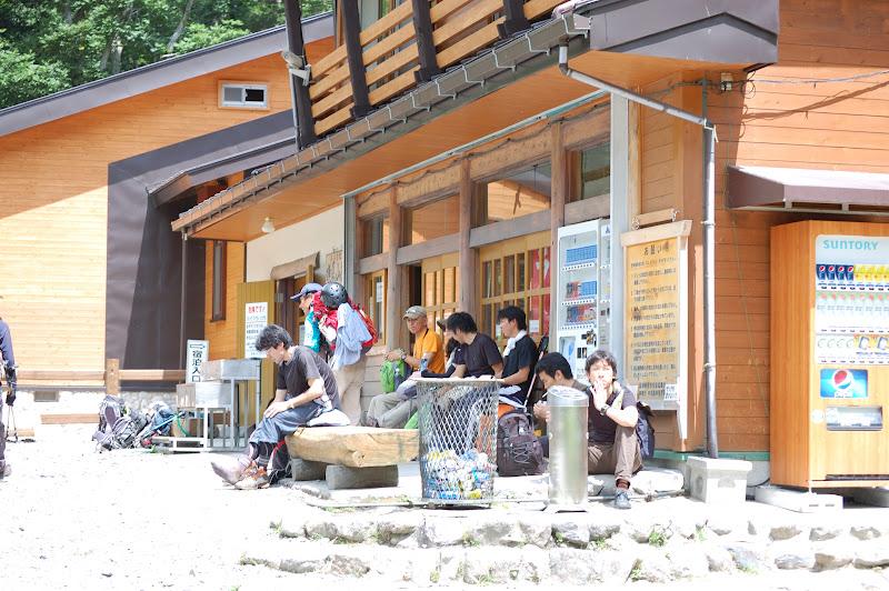 横尾山荘の写真