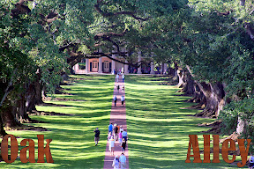 Click for our Oak Alley  travel pics