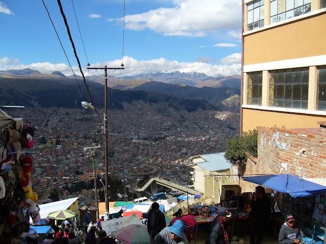 Fotos de la ciudad de El Alto