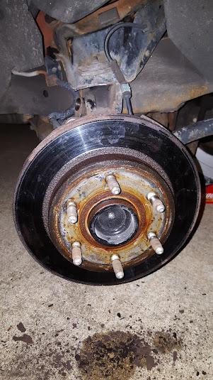 abf20ed7da8 AstroSafari.com • Brake rotor removal