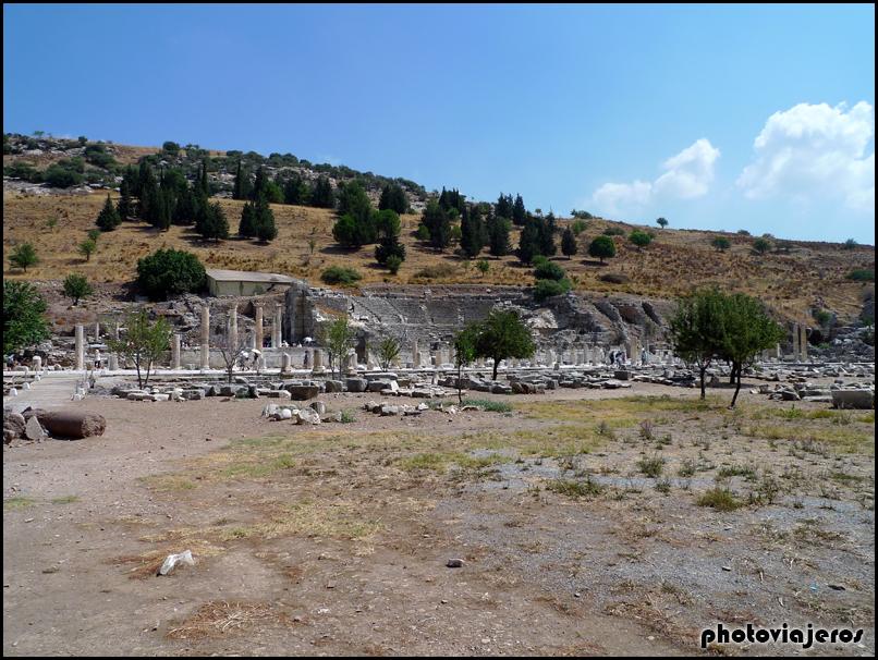 Ágora del Estado de Efeso