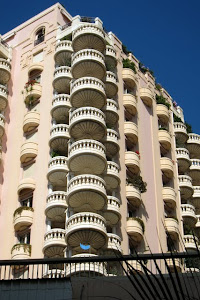 Building in Southern France