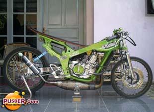 Motor Drag Ninja RR - pusber.com