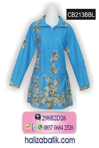 grosir batik pekalongan, Model Busana Batik, Batik Modern, Baju Batik Wanita