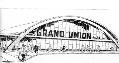 Grand Union Opened 1958 / Currently Metro at Parkway Mall