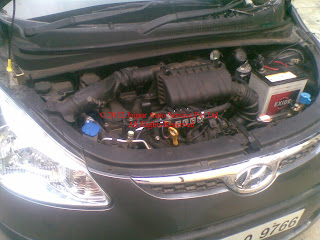 CNG KIT SEQUENTIAL IN HYUNDAI  i10 1.2 KAPPA