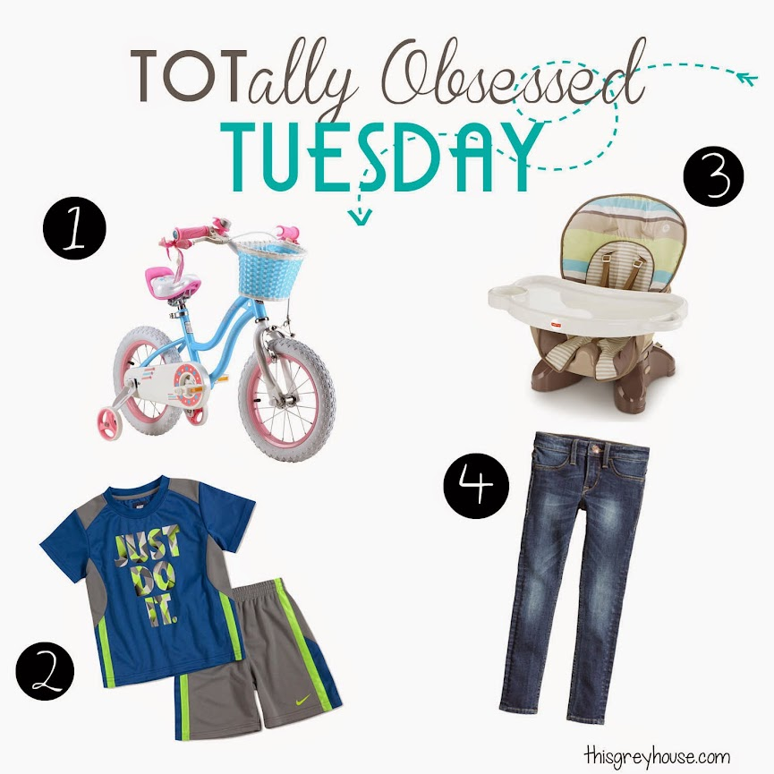 TOTally Obsessed Tuesday:: This Grey House