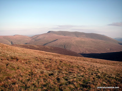 The back of Blencathra