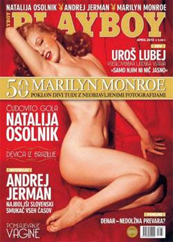 Download - Playboy Eslovênia - Abril 2013