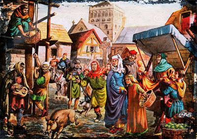 Obrazy hebanowego łupu