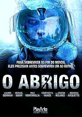 Filme Poster O Abrigo DVDRip XviD Dual Audio & RMVB Dublado