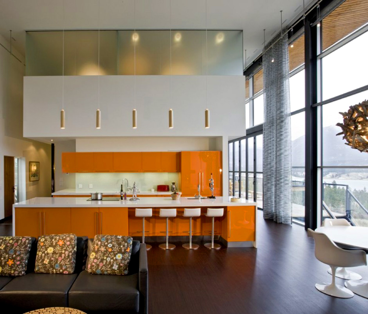 Interior Designers Of Canada: Interior Design Information: Contemporary Canadian House