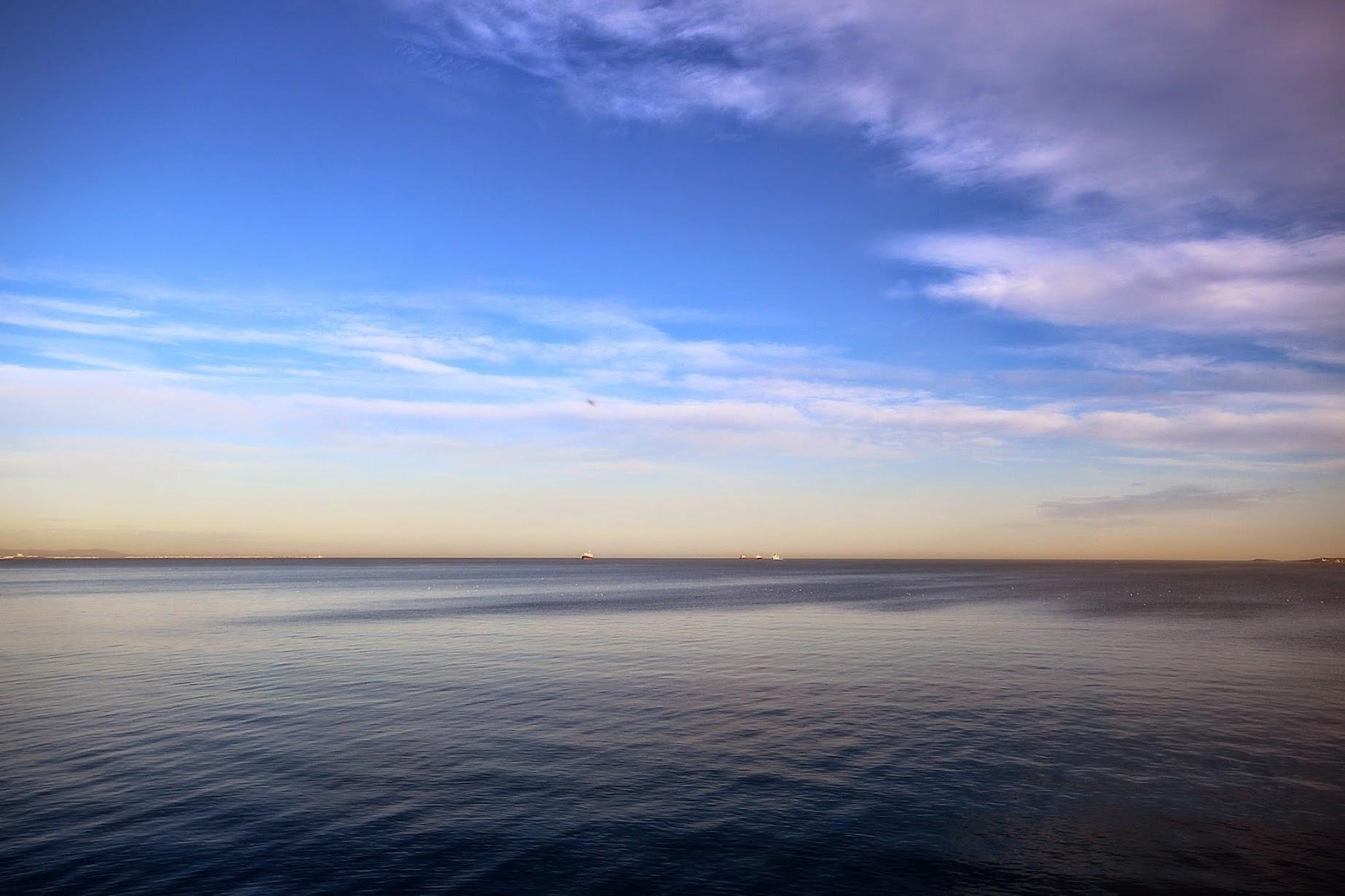 Бургас, залив, море