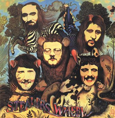 Stealers Wheel ~ 1973 ~ Stealers Wheel