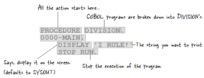 cobol an introduction mainframes 360